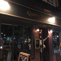 Photo taken at Queen Vic by Will S. on 5/17/2017