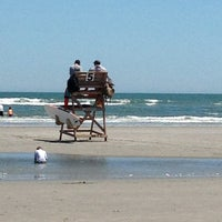 Photo taken at Life Guard #5 Wildwood Crest by Ricky .. on 6/22/2013