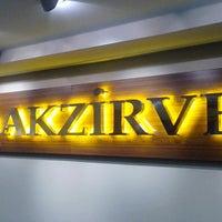 Photo taken at Akzirve Gayrimenkul by ♏uzaffer E. on 7/13/2015