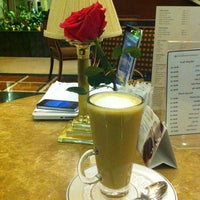 Photo taken at InterContinental by Ali A. on 11/17/2012