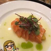 Photo taken at Kumi Japanese Restaurant + Bar by cristina c. on 8/29/2017
