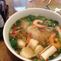 Photo taken at Pho Saigon by cristina c. on 3/30/2013