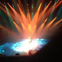 Das Foto wurde bei Wynn Theater von cristina c. am 5/8/2013 aufgenommen