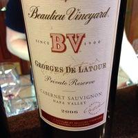 Photo taken at Beaulieu Vineyards by cristina c. on 9/1/2014