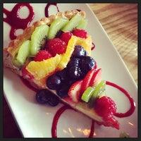 Photo taken at Pastiche Fine Desserts & Café by Saleh on 5/29/2013