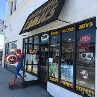 Photo taken at Golden Apple Comics by Mark J. on 7/15/2016