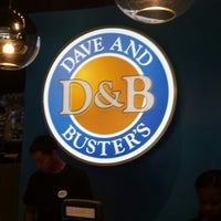 Photo taken at Dave & Buster's by Lourdes P. on 6/19/2013