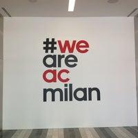 Foto scattata a Casa Milan da Luigi O. il 3/27/2014