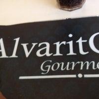 Photo taken at Alvarito Gourmet by Juan G. on 1/16/2013