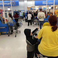 Photo taken at Walmart Supercenter by Jason W. on 3/16/2013