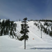 Photo taken at Hoodoo Ski Area by Ben B. on 3/19/2013