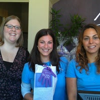Photo taken at Massage Envy - Jersey City Downtown by Doreen E. on 9/19/2012