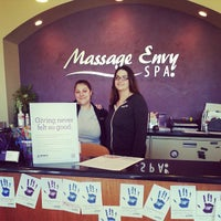 Photo taken at Massage Envy - Parsippany by Doreen E. on 9/18/2013