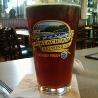 Photo taken at Appalachian Brewing Company by Doreen E. on 10/9/2012