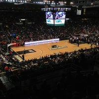 Photo taken at Dunkin' Donuts Center by Adam M. on 1/10/2013