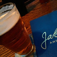Photo taken at Jake's American Grille by Michael P. on 11/13/2012