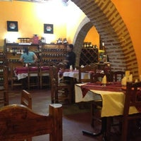 Photo taken at Viracocha Comidas Regionales by Max C. on 11/23/2012