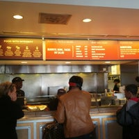 Photo taken at Chipotle Mexican Grill by Tade O. on 3/15/2013