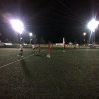 Photo taken at Unidad Deportiva Bicentenario (CREA) by Jaime G. on 11/15/2012