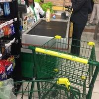 Photo taken at Supermercados Nacional by Madelin E. on 3/16/2017