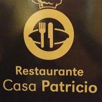 Photo taken at Casa Patricio by Peri M. on 3/2/2014