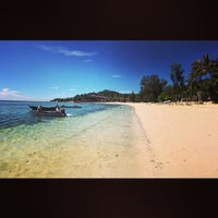Photo taken at Haad Yao Resort D2 by Jessica W. on 6/30/2015