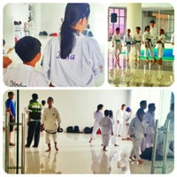 Photo taken at Universitas Widya Mandala Pakuwon City by Astrid W. on 10/18/2014