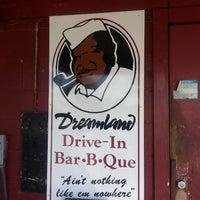 Photo taken at Dreamland BBQ by Sherrilovesau N. on 3/25/2014