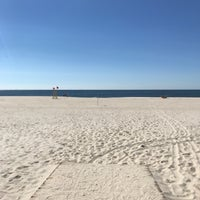 Photo taken at Point Lookout Beach (Town Park) by Cristina on 7/30/2017