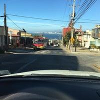 Photo taken at Cerro Playa Ancha by Rodrigo S. on 3/10/2017