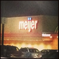 Photo taken at Meijer by Willie S. on 1/19/2013