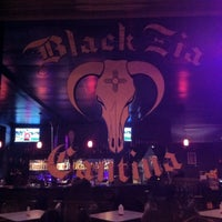 Photo taken at Black Zia Cantina by Christopher W. on 10/11/2013