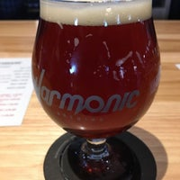 Photo taken at Harmonic Brewing by MikeFinSF on 4/24/2017