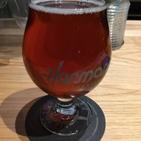 Photo taken at Harmonic Brewing by MikeFinSF on 4/22/2017