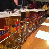 Photo taken at Victory Brewing Company by Michelle M on 11/25/2012