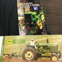Photo taken at John Deere Tractor & Engine Museum by Phil B. on 2/21/2018