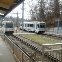 Photo taken at Washington Junction by Creighton R. on 1/21/2013