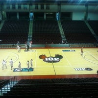 Photo taken at Kovalchick Convention and Athletic Complex by Creighton R. on 2/13/2013
