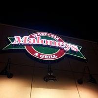 Photo taken at Maloney's Sports Bar & Grill by Joe V. on 12/14/2012