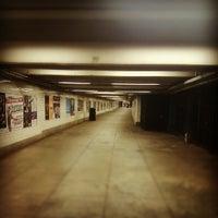 Photo taken at MTA Subway - East Broadway (F) by Richard Alexander C. on 10/11/2012