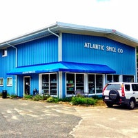 Photo taken at Atlantic Spice Co by Bill D. on 7/10/2014