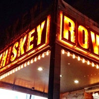 Photo taken at Dierks Bentley's Whiskey Row by Bill D. on 11/4/2013