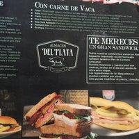 Photo taken at Almacen del Plata - Deli Gourmet by Carlitos S. on 5/11/2016
