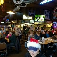 Photo taken at Dockside Saloon & Restaurant by Jess S. on 12/24/2016