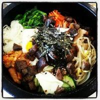 Photo taken at Jeon Ju by e*starLA on 10/10/2012