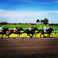 Photo taken at Keeneland by Christian T. on 4/6/2013