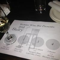 Foto scattata a Webster's Wine Bar da Irina G. il 2/12/2013