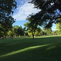 Photo taken at Liberty Park by Martijn v. on 8/8/2015