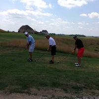 Photo taken at Cambridge Golf Club by Mark H. on 7/20/2013
