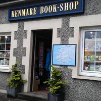 Photo taken at Kenmare Bookshop by Damian on 7/24/2013